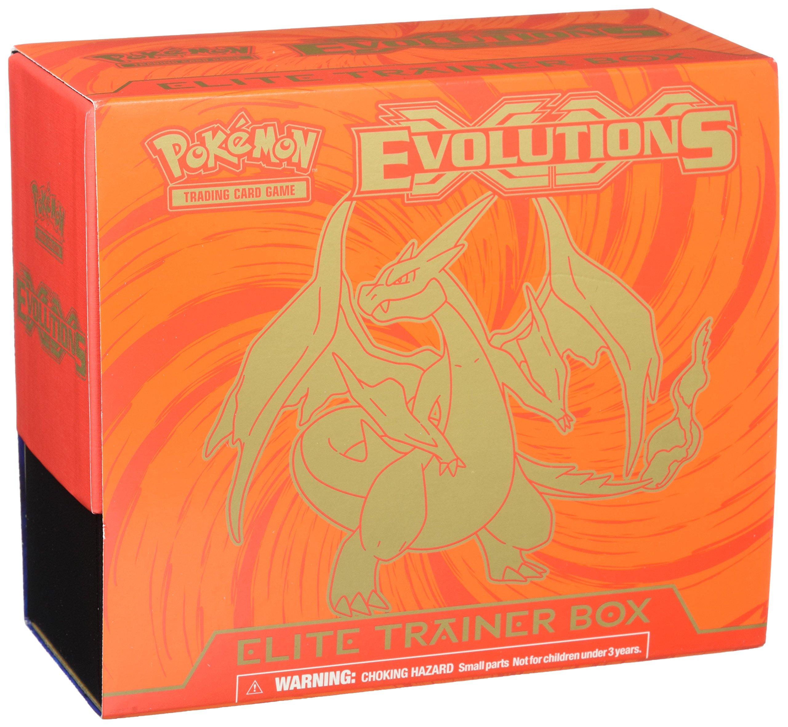 Pokémon Elite Trainer Box, Charizard