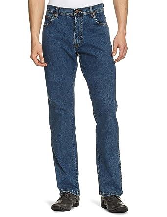 Stretch jeans herren wrangler