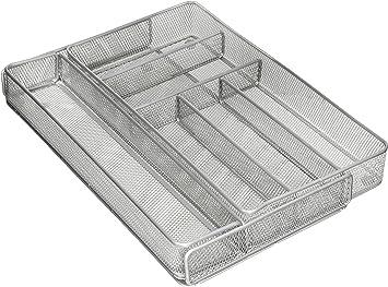 Amazon.com: Honey-Can-Do Malla de acero, organizador de ...