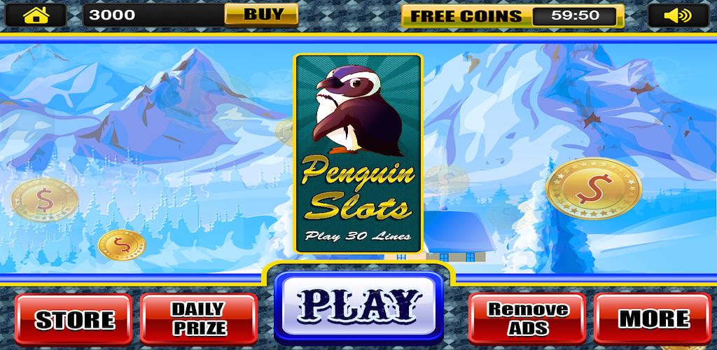 Winter Wonderland Slot Machine