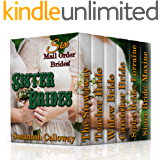 Mail Order Bride SIX Book Box Set: Sister Brides: Clean & Wholesome Historical Western Romance Book Bundle