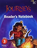 Journeys: Reader's Notebook Consumable Collection Grade 3