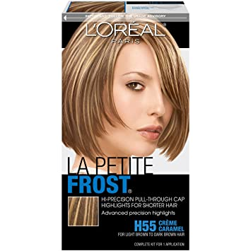 Amazon loral paris le petite frost cap hair highlights for loral paris le petite frost cap hair highlights for shorter hair h55 creme pmusecretfo Image collections