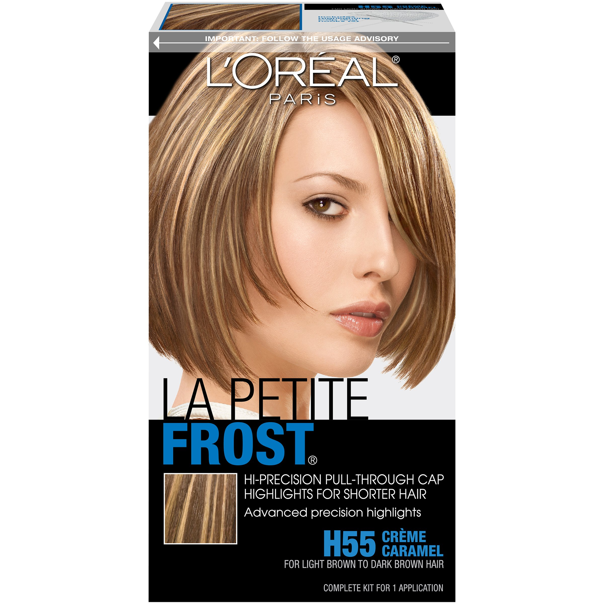 Amazon Loral Paris Frost And Design Cap Hair Highlights For