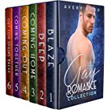 A Steamy Gay Romance Collection: 6 Book Box Set (English Edition)