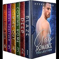 A Steamy Gay Romance Collection: 6 Book Box Set (English Edition)
