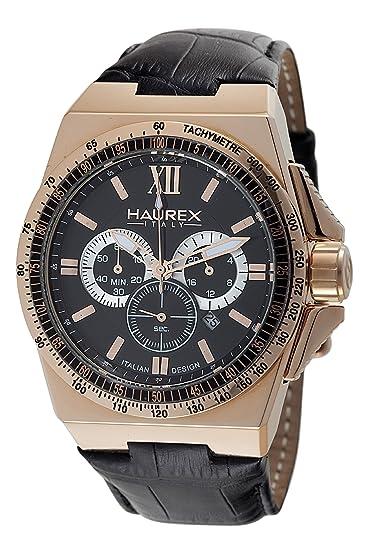3270aac914b9 Haurex Italy 9R340UNH - Reloj de caballero de cuarzo