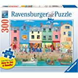 Ravensburger Down By The Sea - 300 Pieces Large Format Puzzle