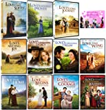 Love Comes Softly: Complete 11 Christian Hallmark Movie DVD Collection with Bonus Art Card