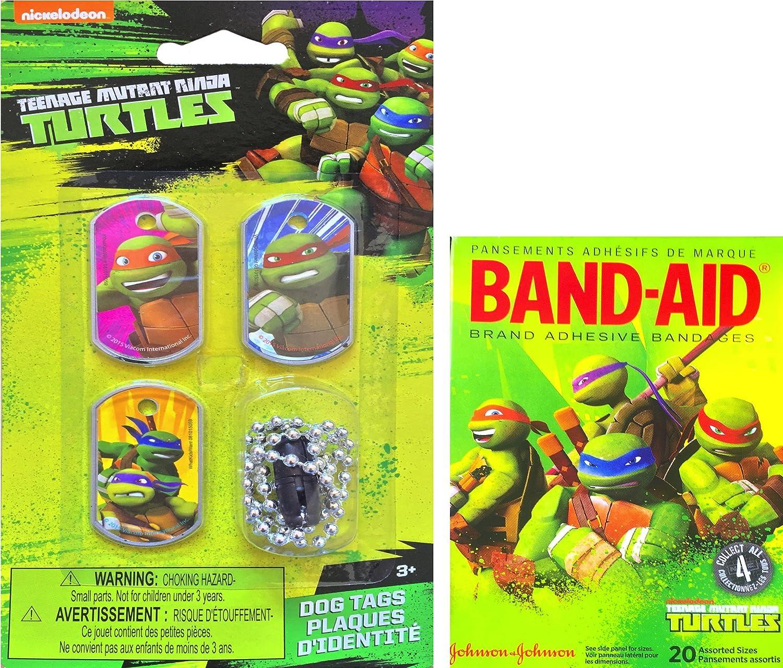 Amazon.com: Teenage Mutant Ninja Turtles Childrens Pretend ...