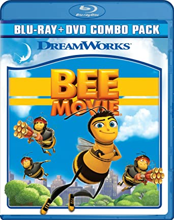 Bee Movie Two Disc Blu Ray DVD Combo