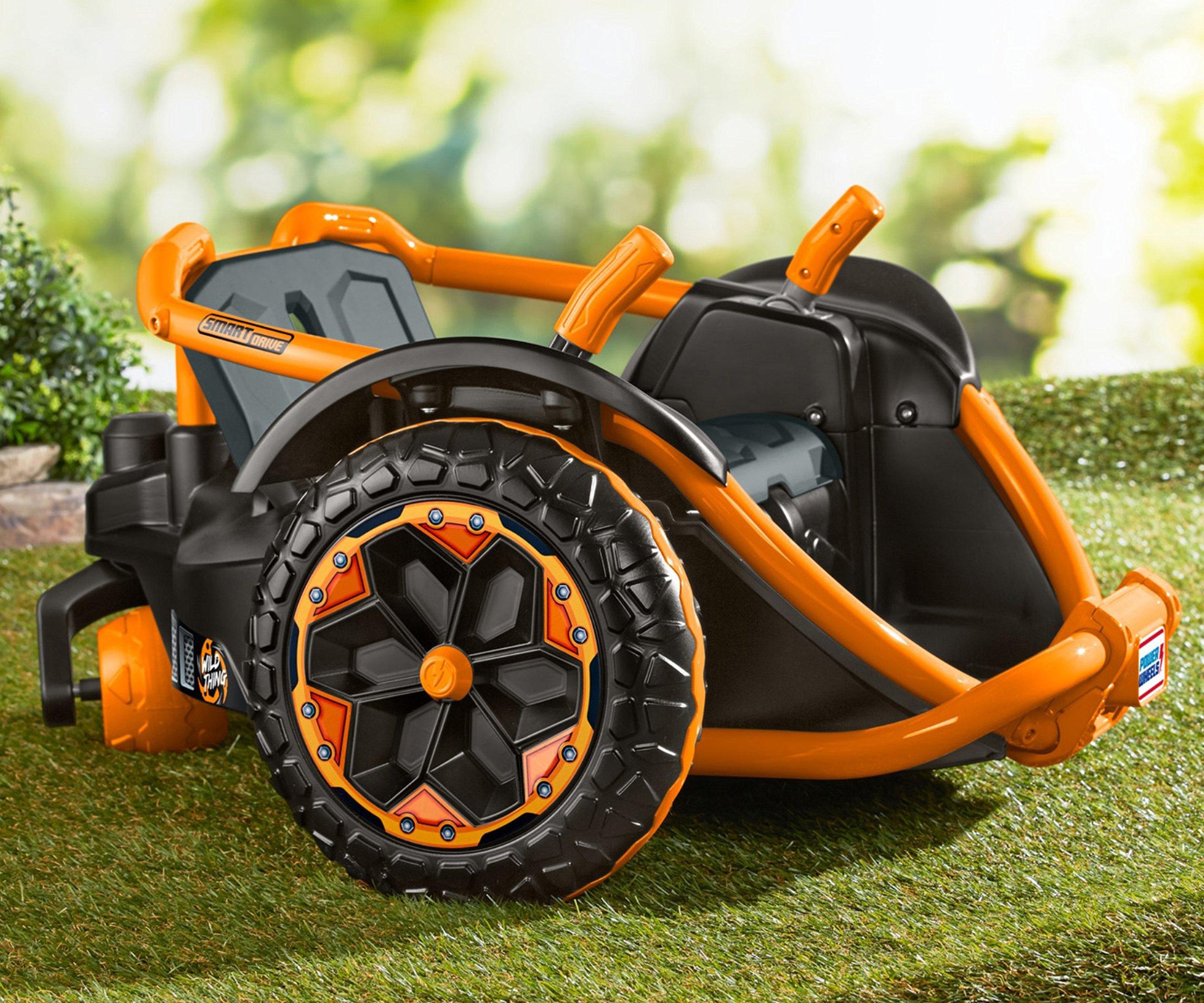 Power Wheels Wild Thing, Orange by Power Wheels (Image #10)