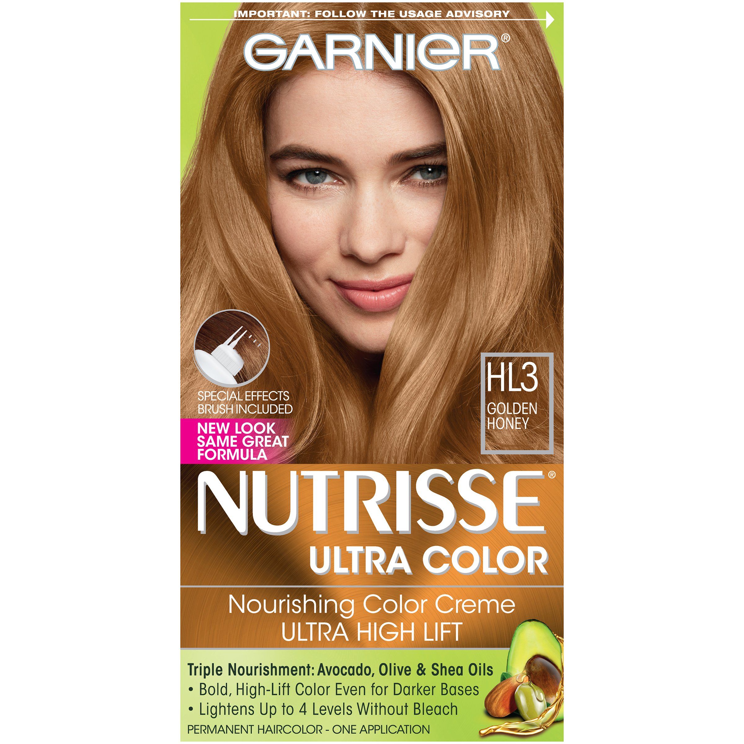 Amazon Garnier Nutrisse Ultra Color Nourishing Hair Color Creme