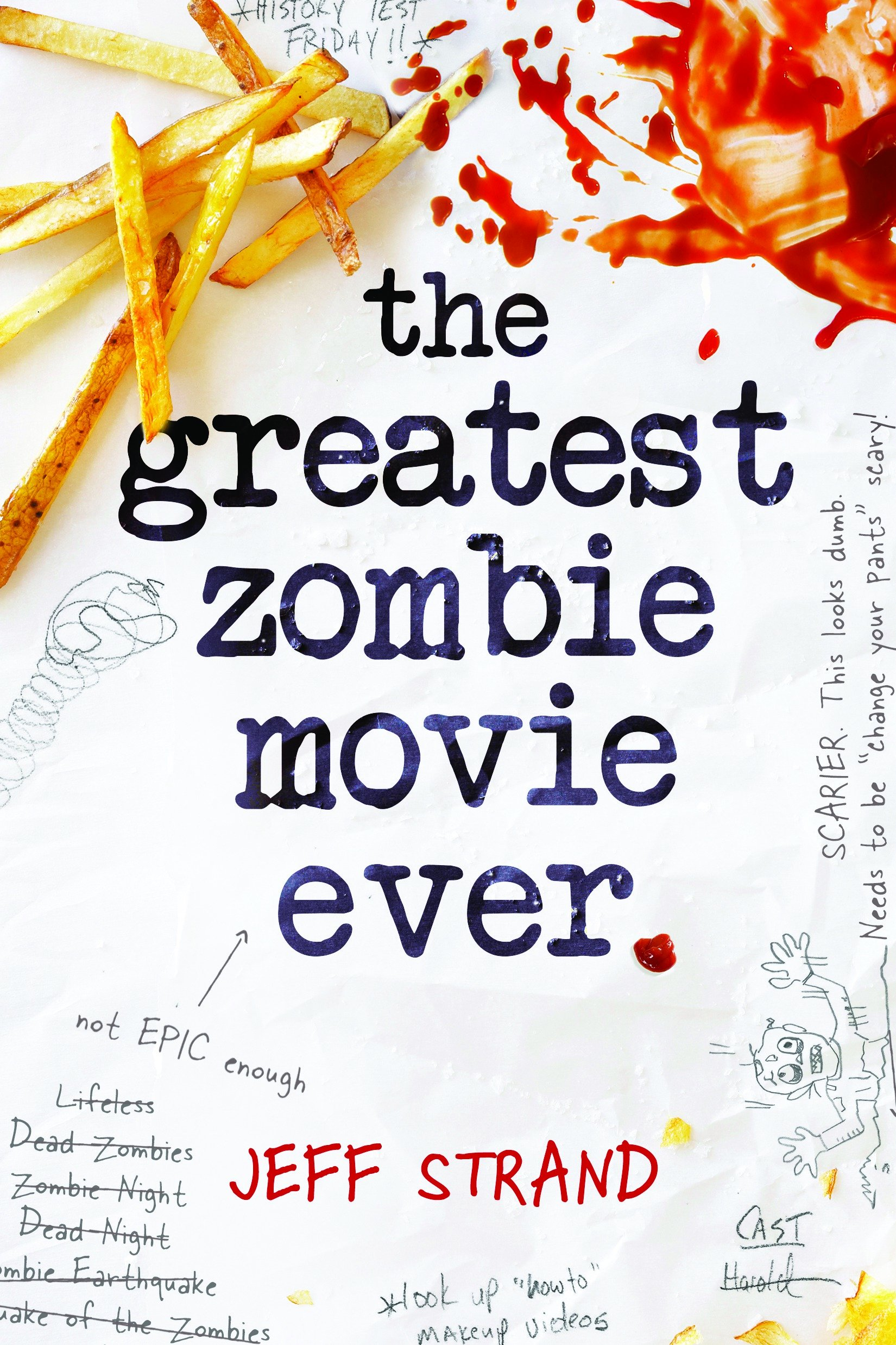 Download The Greatest Zombie Movie Ever pdf epub