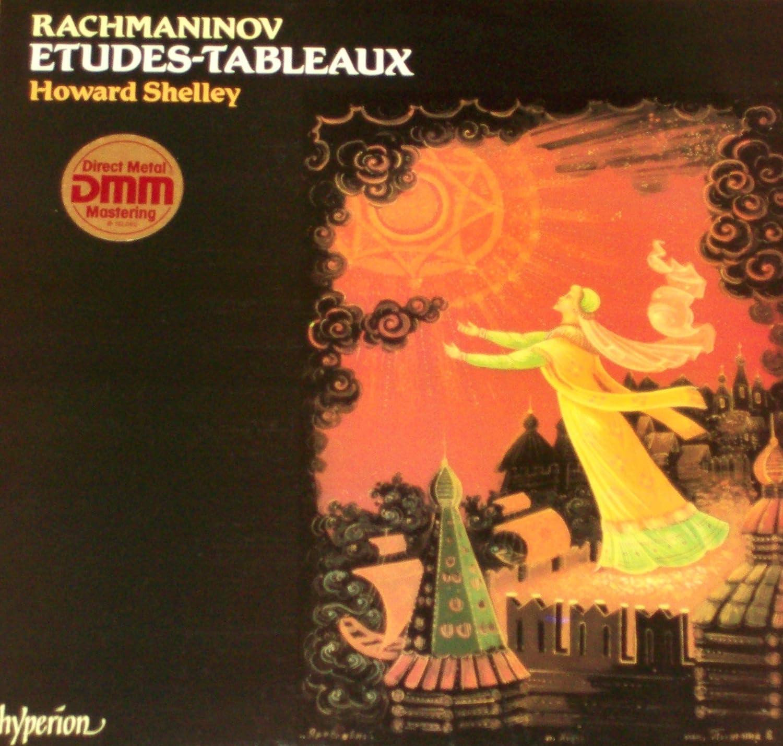 Rachmaninov Purchase - Etudes-Tableaux 12