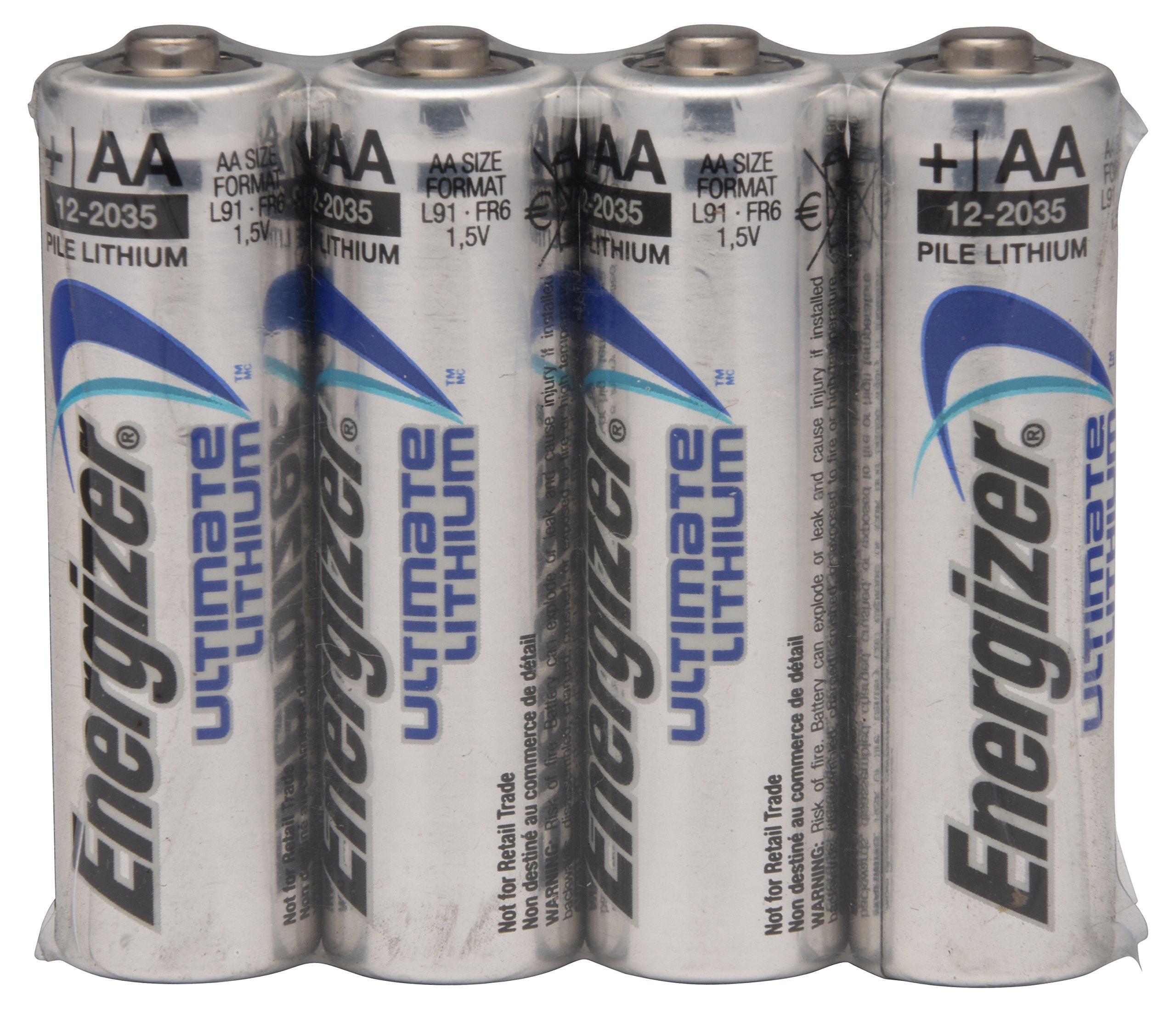 Zurn PTR6200-BAT-LITH Commercial Brass PTR6200 Long-Life Lithium Battery, Compatible with ZTR Flush Valves, Flushometer Repair Part