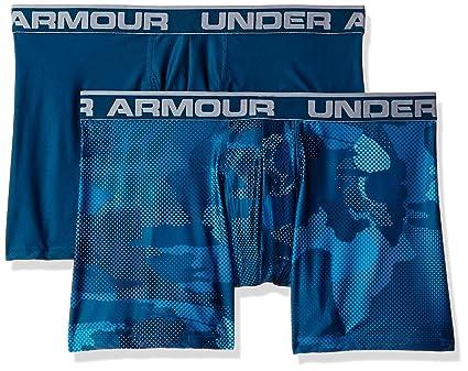 97978794fd Under Armour Men's O-Series 6in Boxerjock 2pk Novelty: Amazon.ca ...