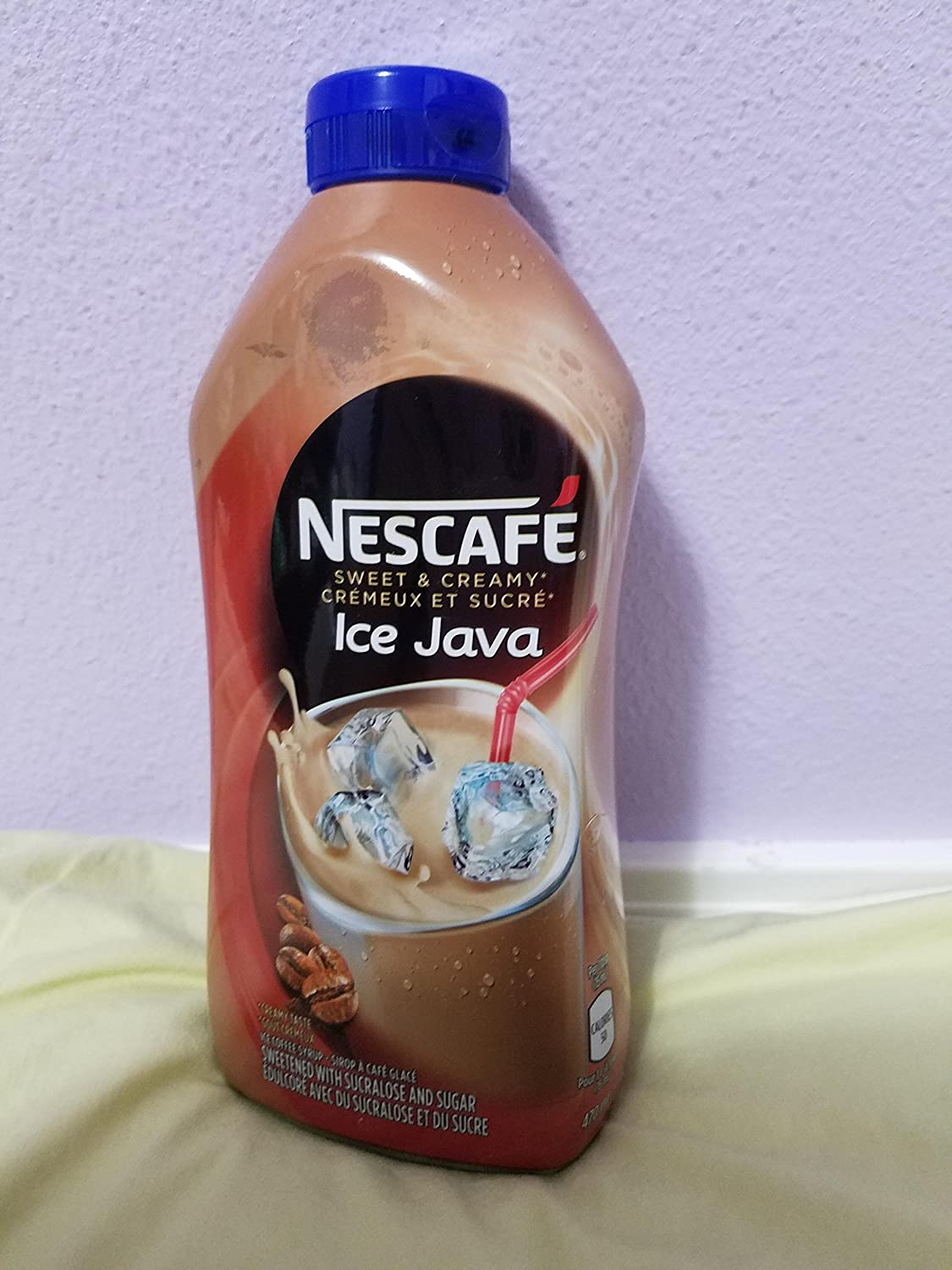 Ice Java by Nescafe, sweet and creamy