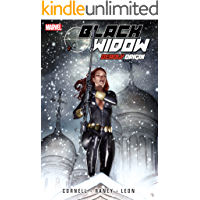 Black Widow: Deadly Origin (Black Widow: Deadly Origin (2009-2010)) book cover