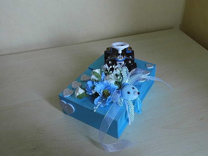 Geschenk Box Geldgeschenk Geburt Taufe Baby Junge Bube Knabe Amazon