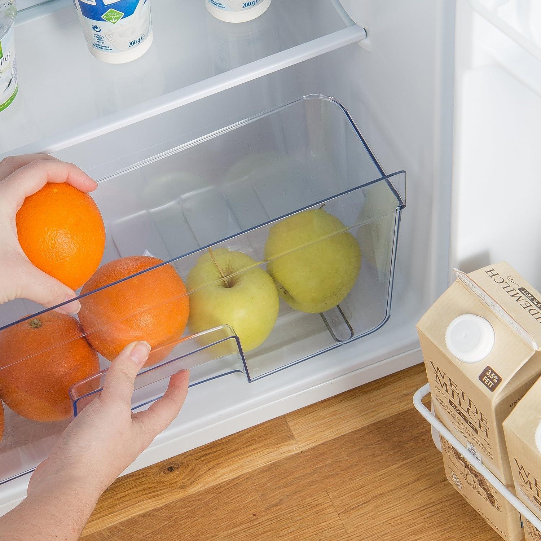 Ultratec Kühlschrank mit 4 Sterne Tiefkühlfach 86 Liter
