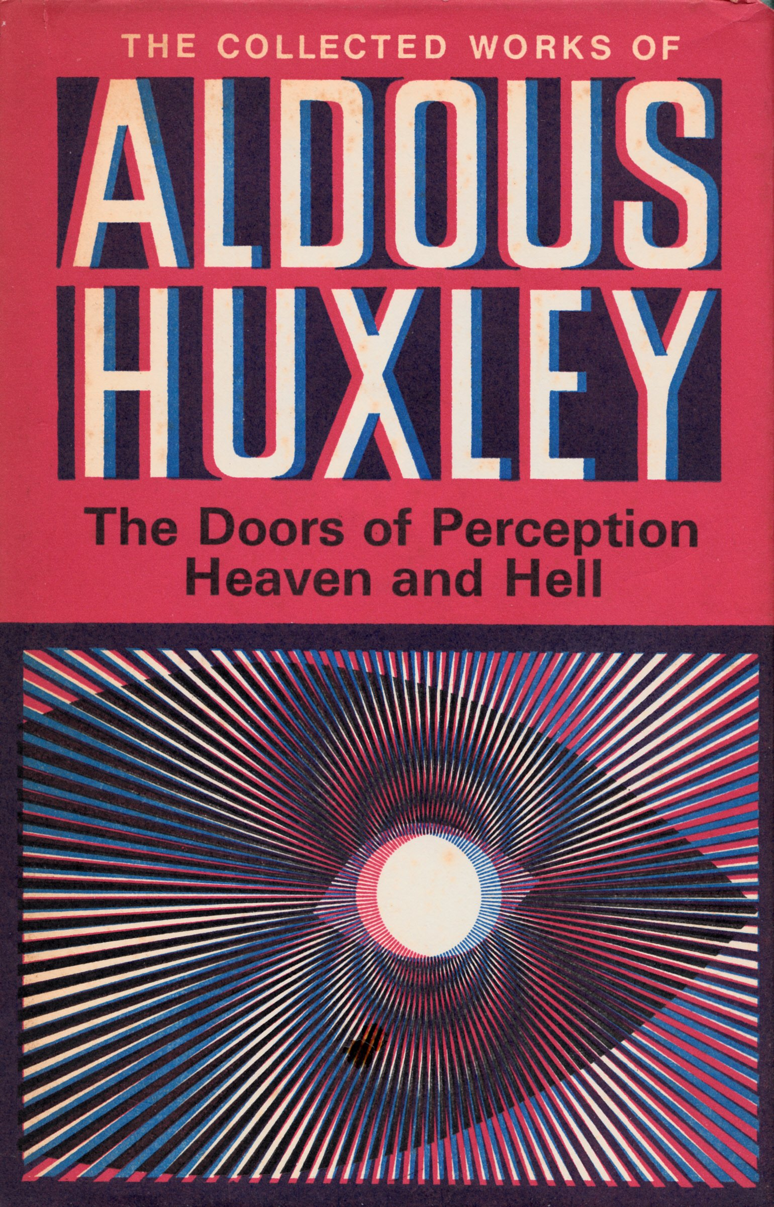 aldous huxley doors of perception