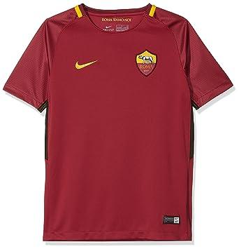4ff1c3d3fd7 Nike Nk BRT Stad JSY SS Hm Camiseta 1ª equipación AS Roma 17-18 ...