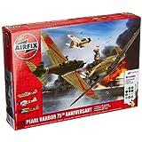 Airfix–a50180Set Anniversary Pearl Harbor–Scale 1: 72