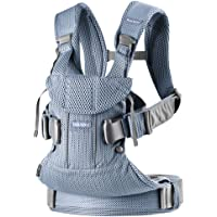 BabyBjorn Baby Carrier One Air in 3D Mesh, Slate Blue