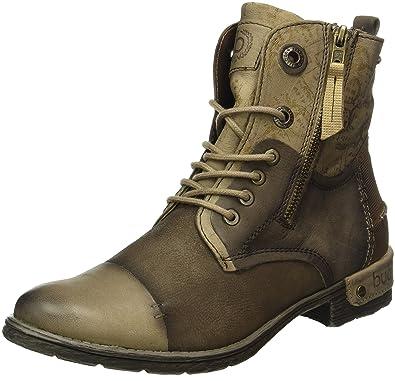 85634223e85302 Bugatti Damen J47265g Kurzschaft Stiefel  Amazon.de  Schuhe ...