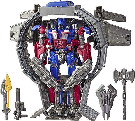 trailer large platform C9 Leader Class Transformers Armada Optimus Prime