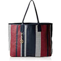 Tommy Hilfiger Women's Tote Bag, Multicolor