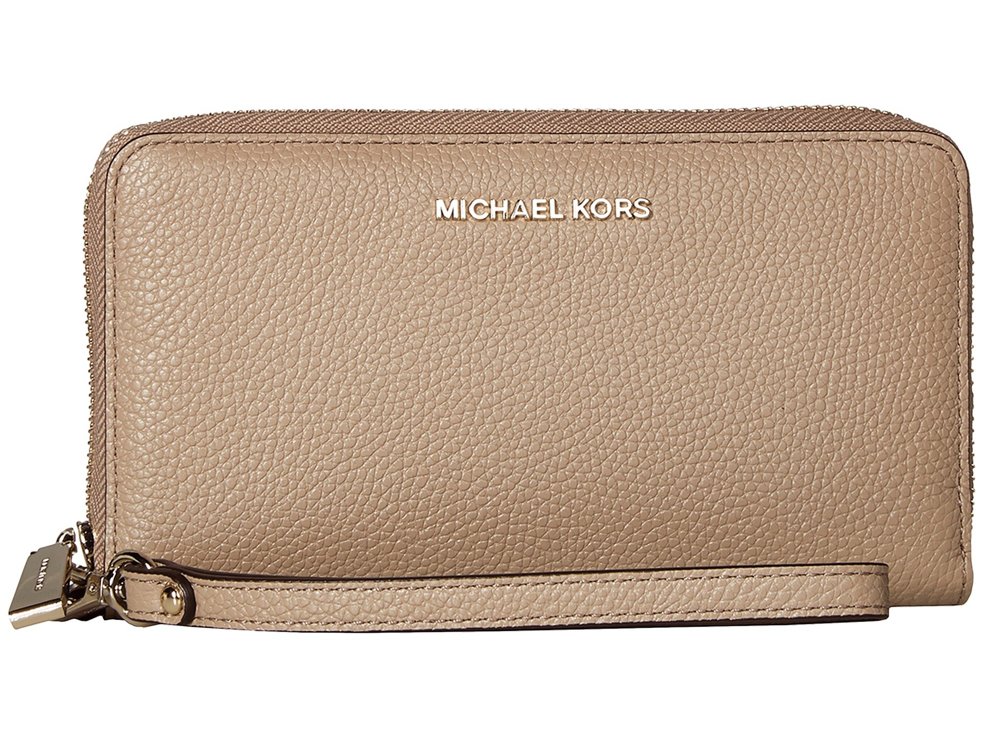 MICHAEL Michael Kors Large Multifunction Leather Phone Wallet by Michael Michael Kors