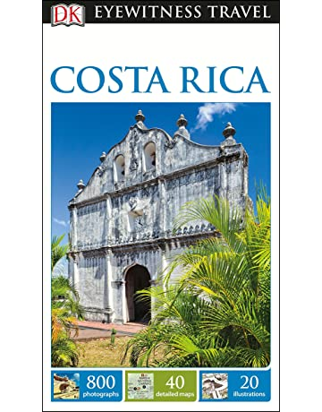DK Eyewitness Travel Guide Costa Rica