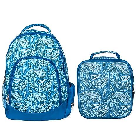 Amazon.com: Reforzado Resistente al agua mochila escolar y ...
