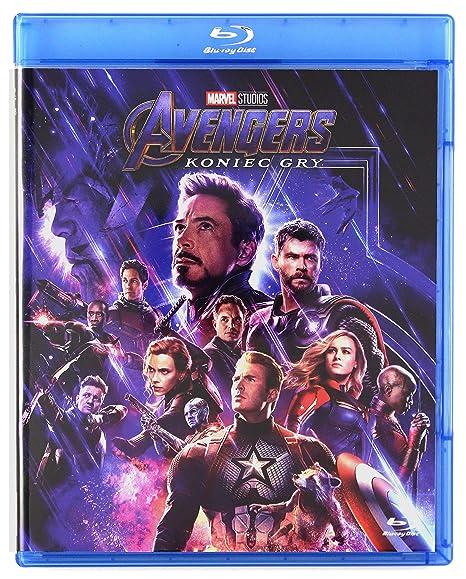 Avengers: Endgame 2Blu-Ray Region Free Audio español. Subtítulos ...