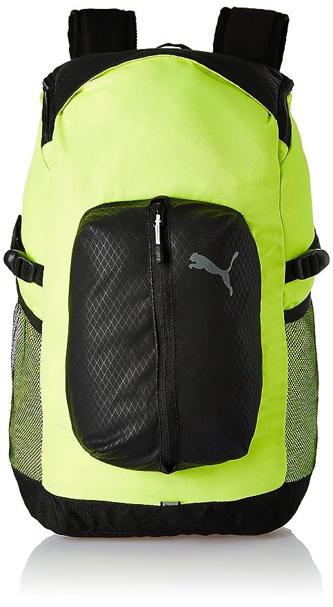 326efc662 Puma Mochila Puma-Apex Backpack Mochila para Hombre Safety Yellow-Puma Black  Talla Unitalla: Amazon.com.mx