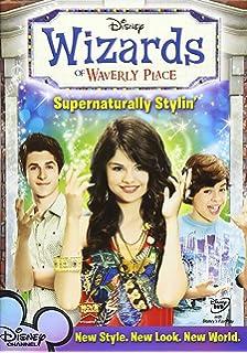 Amazoncom Wizards of Waverly Place Wizard School Selena Gomez