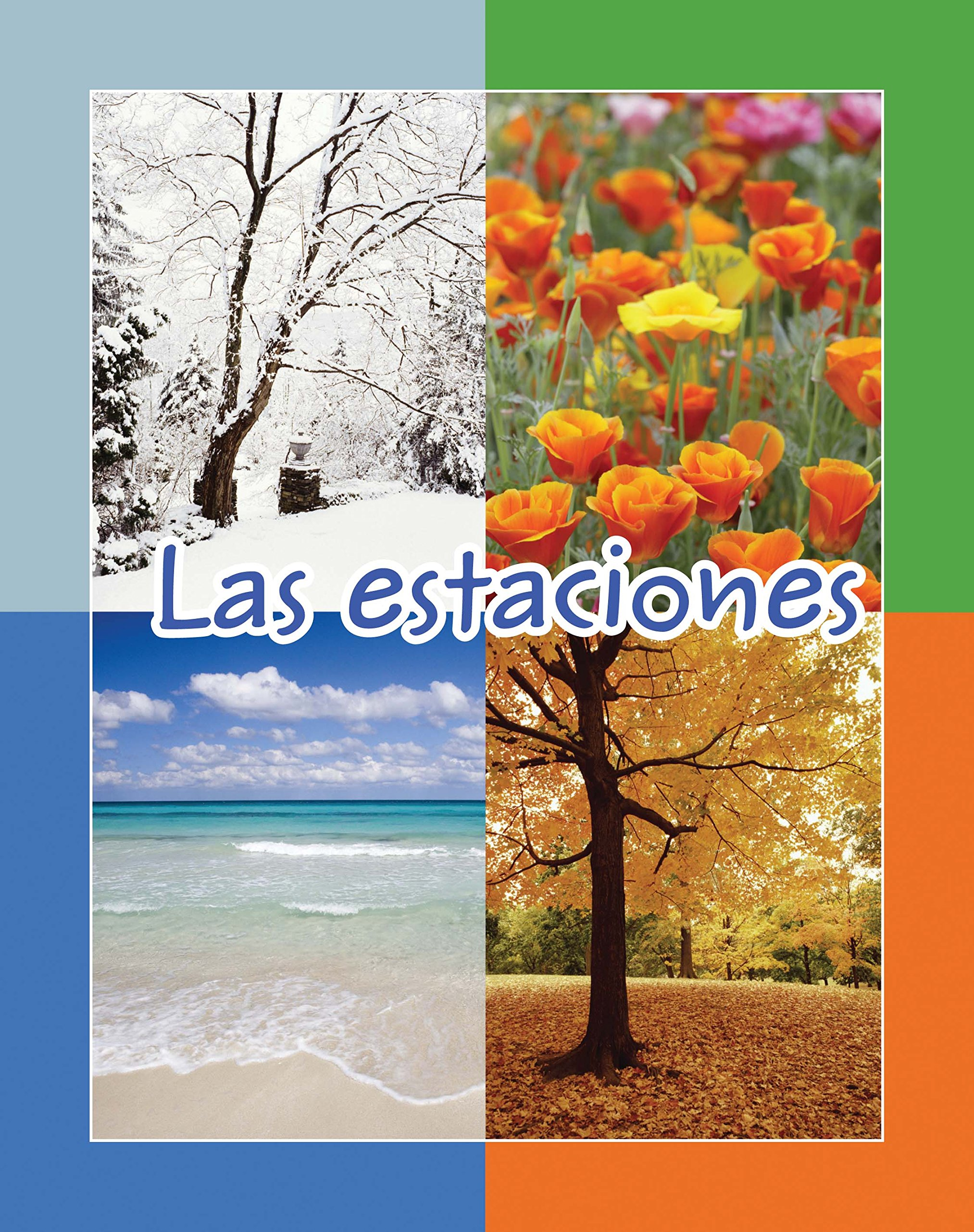 Las estaciones (Facil De Leer/ Easy Readers) (Spanish Edition) ebook