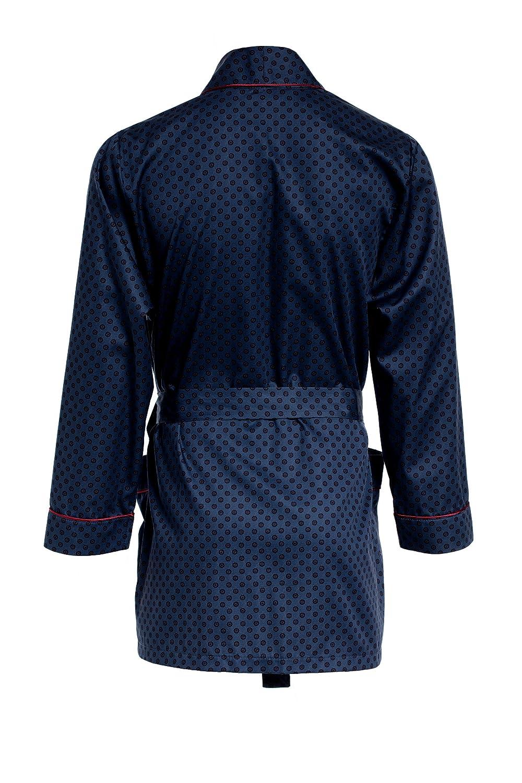 Accappatoio RE-509 Revise Vestaglia da Uomo 100/% Cotone Corta Elegante