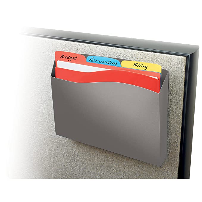 Amazon.com: Avery Cubículo pared File Pocket 1/3 Cut, Tamaño ...