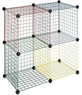 Amazon.com: Plastic Connectors for Wire Shelving Unit- Set of 12 ...