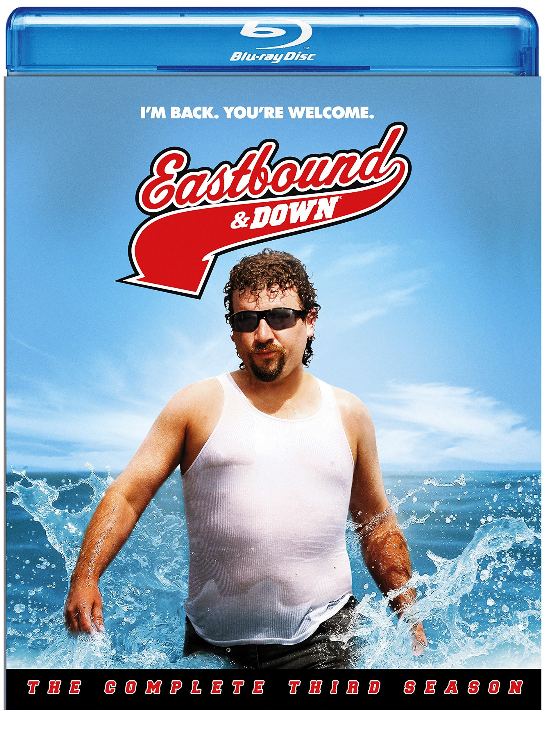 Blu-ray : Eastbound and Down: The Complete Third Season
