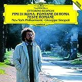 レスピーギ:交響詩「ローマの松」「ローマの噴水」「ローマの祭り」