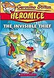Geronimo Stilton Heromice #5: Invisible Thief