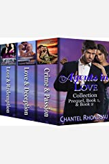 Agents in Love Collection: Prequel, Book 1, & Book 2 Kindle Edition