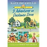 3 Adventures on Deckawoo Drive: 3 Books in 1 (Tales from Deckawoo Drive)