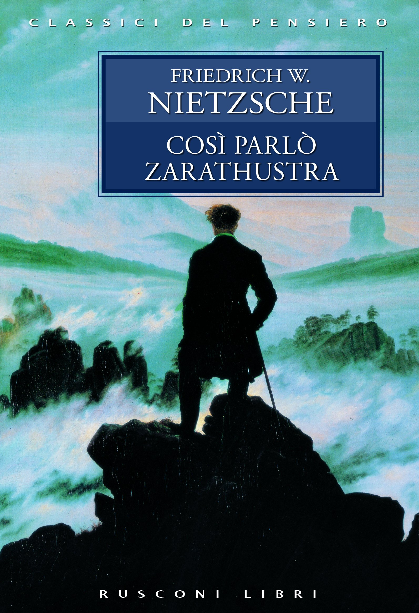 Amazon.it: Così parlò Zarathustra Nietzsche, Friedrich