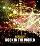 "NOOK IN THE WORLD 2017.07.22 at Zepp Tokyo ""NOOK IN THE BRAIN TOUR"" [Blu-ray]"