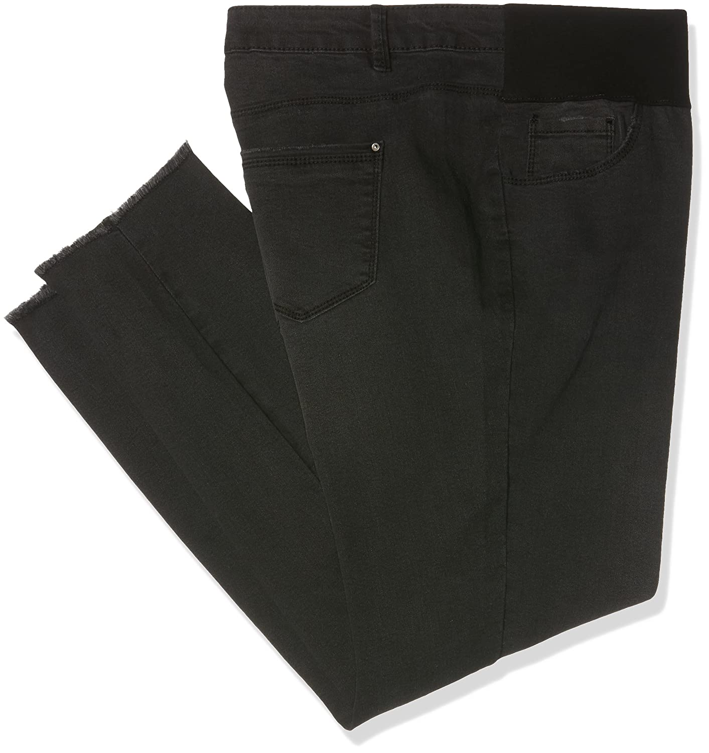 New Look Savannah, Jeans Donna New Look Maternity Savannah Nero (Black) 42W x 32L 3901341